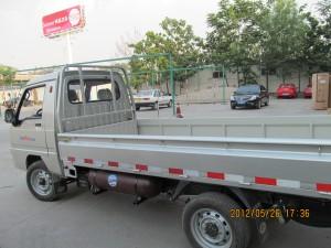 济南油改气,汽车货车也可以改装天然气,汽车改装天然气动力高清图片